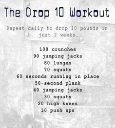 Hmmm… Just did this. Definitely tough for me. But I feel good! Broke a bit of a sweat and ready for a shower. :p