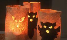 L'arrivo di Halloween è l'occasione per decorare la casa di zucche e pipistrelli…