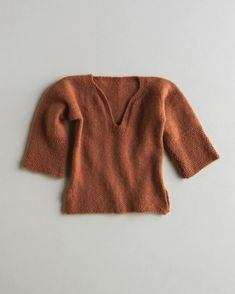 Easy pullover for babies... Ddlers kids in new yarns! Purl soho