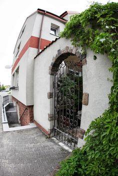 Wejście na taras w Montemarco.