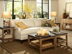 Room Decorating Ideas, Room Décor Ideas & Room Gallery | Pottery Barn