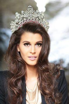 Miss Polski 2012 - Katarzyna Krzeszowska #misspolski2012 #misspolski #winner #najpiekniejszapolka #themostbeautifulgirl