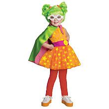 Lalaloopsy Dynamite Sugar Cookies Deluxe Halloween Costume - Child Size Small