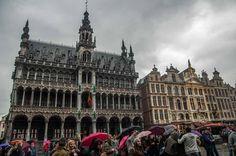 Fin de semana en Bruselas #Bruselas http://www.dosmaletas.com/2015/07/escapada-bruselas.html