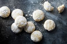 Rose and Almond Ghriba Recipe - NYT Cooking
