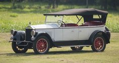 Ten cars from Harold Coker's collection slated to cross the block at Hershey