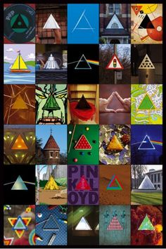 Storm Thorgerson - Pink Floyd Dark Side of the Moon