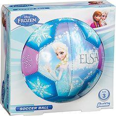 Franklin Sports Disney Frozen Size 3 Soft Foam Air Tech Soccer Ball - Elsa/Anna Franklin Sports http://www.amazon.com/dp/B00VR16P3C/ref=cm_sw_r_pi_dp_2Udlwb1VRPRF3