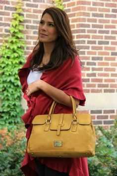 Love her bags.  I have the Bloomfield in black but wouldn't it be nice to have another color?