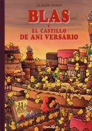 Blas y el castillo de Ani Versario