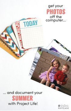 My Sister's Suitcase: Document Your Summer Memories with Project Life
