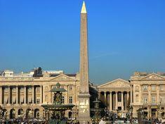 L'Obélisque de la place de la Concorde, Paris