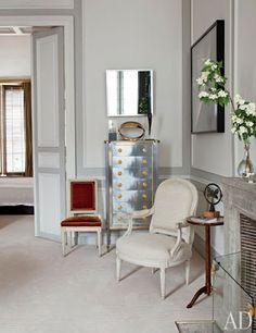 Tino Zervudachi's Paris Home