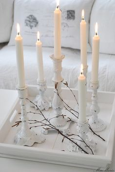 candles..