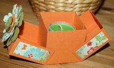cute box for a simple present - Sev et Lolo scrapent