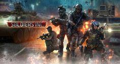 Soldiers Inc é um MMORTS que se passa num universo alternativo em 2019, onde os jogadores entram na pele de um comandante de mercenários.