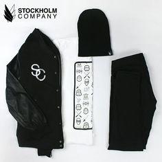 STOCKHOLM Co. Chamarras,  sudaderas,  beanies. Colección invierno. 20% de descuento.  Www.stkm.co  #style #streetstyle #stkmcompany #apparel #clothes #fashionblogger #fashion #instacool #tee