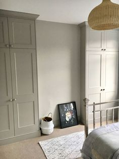 Bespoke fitted wardrobes We design and create bespoke fitted wardrobes in real wood veneered MDF… Alcove Wardrobe, Bedroom Alcove, Bedroom Built In Wardrobe, Bedroom Built Ins, Fitted Bedroom Furniture, Fitted Bedrooms, Wardrobe Storage, Closet Bedroom, Bedroom Storage