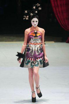 Sebastian Gunawan \ Bazaar Fashion Concerto 2013 FANTASIRKUS