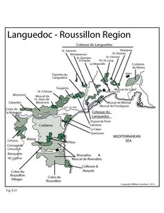 France---Languedoc-Roussillon---Wine-Map---SWE