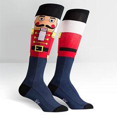 Sock It To Me Tchaikovsky Nutcracker Ballet Soldier Women's Knee Socks Sock It To Me http://www.amazon.co.uk/dp/B00KGB2M86/ref=cm_sw_r_pi_dp_toIwwb1MP2Z9N