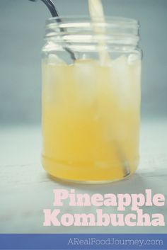 Pineapple Kombucha recipe. All I know if this is the best flavor of kombucha I have ever made or had from the store!!