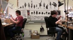 The Boxtrolls Behind the ScenesComputer Graphics & Digital Art Community for Artist: Job, Tutorial, Art, Concept Art, Portfolio
