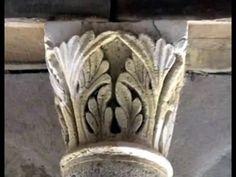 Fotos de: Francia - Conques - III - Abadia - Capiteles