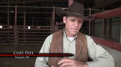 "In this ""I Am Angus"" segment, produced by the American Angus Association, Montanan Curt Pate discusses the importance of stockmanship and stewardship to the future of ranching. For more information, visit www.angus.org"