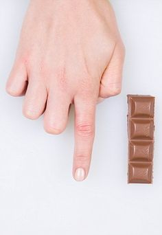 Dairy Milk Chocolate - feature on food portions Nutrition Guide, Nutrition Education, Get Healthy, Healthy Tips, Dairy Milk Chocolate, Food Portions, Healthy Eating Guidelines, Portion Sizes, 100 Calories