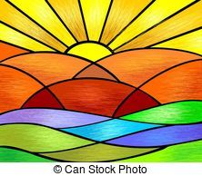 Sun Illustrations and Stock Art. Sun illustration graphics and vector EPS clip art available to search from thousands of royalty free clipart providers. Stained Glass Quilt, Faux Stained Glass, Stained Glass Designs, Stained Glass Panels, Stained Glass Projects, Stained Glass Patterns, Easy Canvas Painting, Easy Paintings, Easy Abstract Art