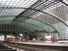 Berlin Hauptbahnhof / Meinhard von Gerkan
