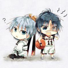 Those two have same seiyuu.