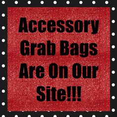 Over $40 worth of items for $24! Almost 50% off. Limited Grab Bags and if the sell as quick as our normal ones, you better hurry!    Included could be Blanket Scarves, CC Beanies & our jewelry pieces. If you love our pieces, you will love our Grab Bags!    ALL SALES ARE FINAL FOR GRAB BAGS. No reservations, exchanges or refunds. | Shop this product here: http://spreesy.com/RevivalandGraceBoutique/79 | Shop all of our products at http://spreesy.com/RevivalandGraceBoutique    | Pinterest…