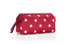 Reisenthel Travelling travelcosmetic ruby dots
