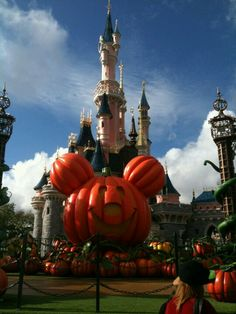 Disneyland Paris - halloween