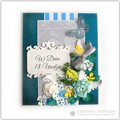Po m(i)ęsku   #scrapbooking, #card, #kartka, #handmade, #rękodzieło, #malowanyimbryczek, #birthday, #boy, #18birthday
