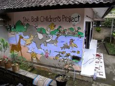 Bali Children's Project is dedicated to improving life through education. For almost 20 years it has been reaching out to young people and their families in rural Bali, not least in mountain communities beyond the economic benefits of tourism. Learn more here - http://www.balichildrensproject.org/ #freeducation #Indonesia