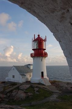 #Lighthouse Lindesnes #Fyr - #Norway http://dennisharper.lnf.com/