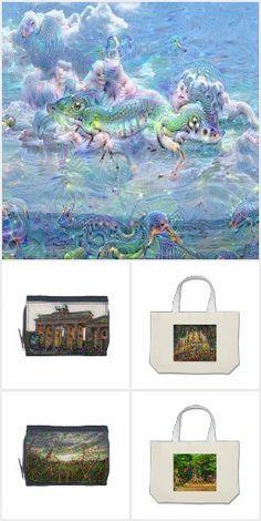 Bags ..., DeepDream_Pictures