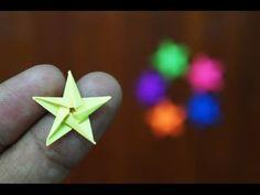 Mini Origami - How to make Mini Star Origami 5.1 (Reuploaded)