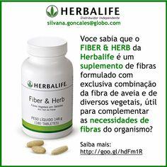 Voce sabia?... #herbalife #focoemvidasaudavel ... Info: https://www.facebook.com/silvana.costagoncales