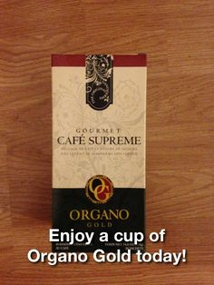 OG  offers a wonderful variety of coffee, tea, and other beverages as well.  I would like to share my passion for Organo gold with all of you.  If you want to try a truly wonderful (and healthy) instant Coffee please click the link- http://bensteed.organogold.com/r/US/index.html