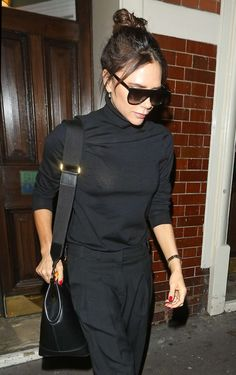 Victoria Beckham PIC EXCL: Star enjoys night out at Tina Turner show Victoria Beckham Outfits, Victoria Beckham Style, Tina Turner Musical, Viktoria Beckham, The Beckham Family, Trendy Fashion, Womens Fashion, Spice Girls, Rich Girl