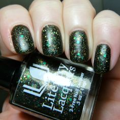 Literary Lacquers: Magic and Mysteries Collection 2015 - Swatches and Review | Pointless Cafe