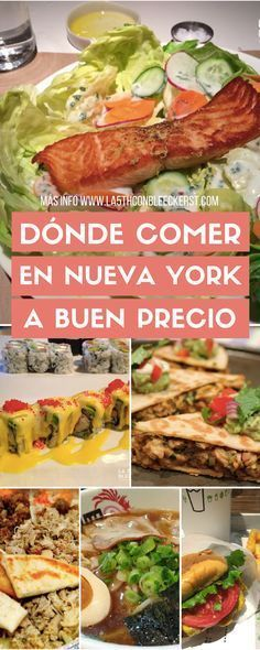 Receive terrific tips on yorky. They are actually on call for you on our internet site. New York Travel, Travel Usa, New York Projects, New York Summer, New York City, Yummy Food, Cooking, Recipes, Manhattan