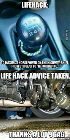 In response to this 9gaggers lifehack...thanks very much sport...any lifehacks for the bus now