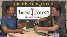 Iron John's Brewing Company Diego IPA