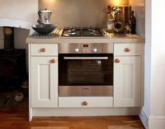 Shaker kitchen - Sheffield Sustainable Kitchens