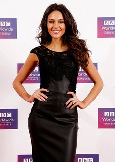Michelle Keegan look